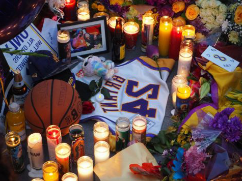 Kobe and Gianna Bryant, died January 26th, 2020